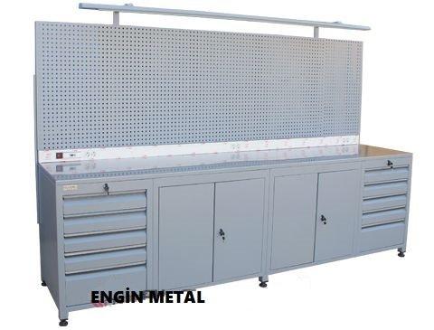 8901 - çelik çalışma tezgahı
