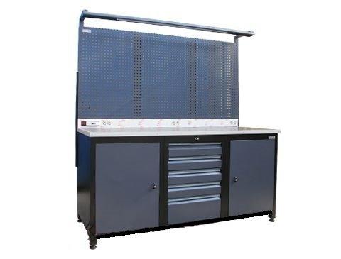 8015 elektrikçi çalışma tezgahı
