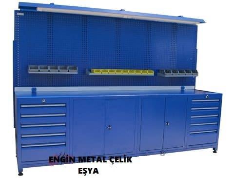 8900 elektrikli çalışma tezgahı