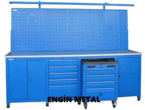 8921 - metal çalışma tezgahı