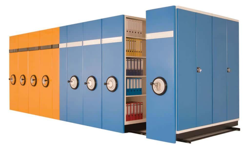 compact arşiv dolabı